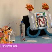 Se inaugura la exposición Recíclate en la Casa de los Mora
