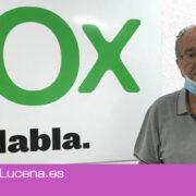 Vox Lucena vuelve a pedir recuperar las Bodegas Víbora