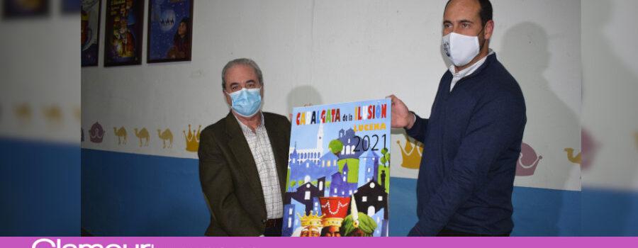 Una pintura de Manuel Roldán del Valle ilustrará el Cartel de la Cabalgata de Reyes Magos de Lucena