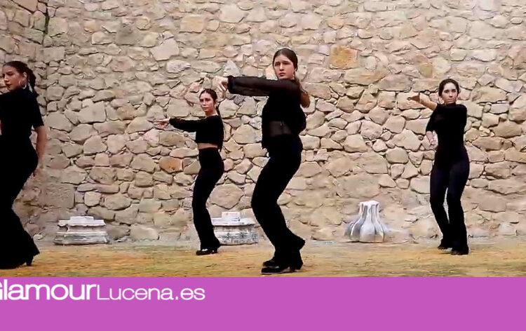 La Escuela de Baile de Araceli Hidalgo promueve el Día Internacional del Flamenco