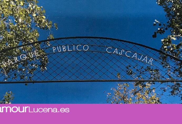 Vox Lucena reclama dignificar el Parque de «El Cascajar»