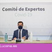 Andalucía mantiene vigente el cierre perimetral de la comunidad y de las provincias