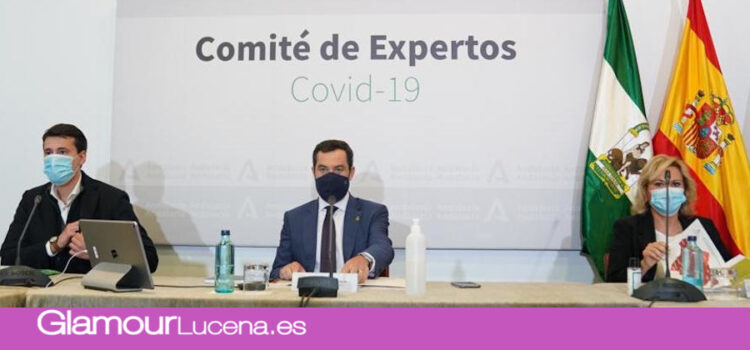 La Junta de Andalucía cierra perimetralmente todos los municipios y acentúa el horario de toque de queda