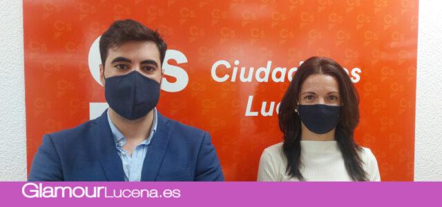 Ciudadanos Lucena consigue una bajada de tasas para el sector hostelero y el mercado de abastos