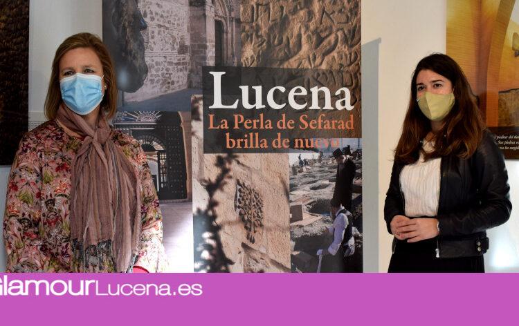 La Exposición «Descubre Sefarad» trae a Lucena un recorrido por las ciudades de la Red de Juderías