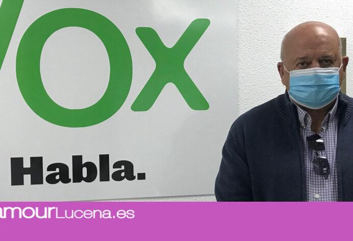 Vox logra el 50% de bonificación de la tasa de ferias de Lucena