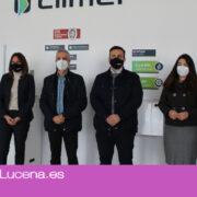 Juan Pérez alude al sector del frío industrial como parte de la capacidad de respuesta de Lucena ante el covid