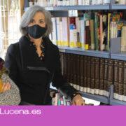 La familia de Manuel Osuna dona parte de su colección privada de libros a la Biblioteca Municipal
