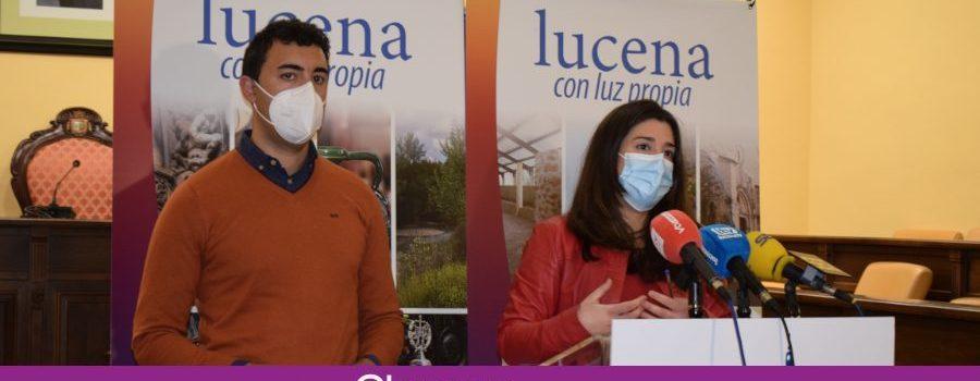 EL ayuntamiento de Lucena comienza con la puesta en valor y señalética de senderos