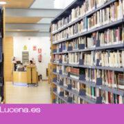 La Biblioteca Municipal de Lucena, premiada en el Concurso María Moliner