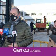 Las obras del CEIP San José de Calasanz a pleno rendimiento lo dotarán de una pista cubierta