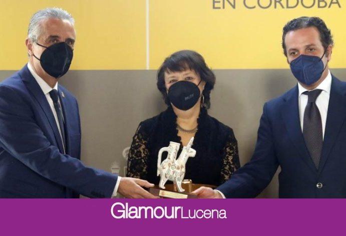 Las empresas del Frio y Climatización de Lucena reciben el Premio Plaza de la Constitución 2020