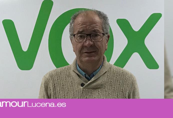 """Vox lamenta en Lucena """"la ineficacia de las políticas de género e igualdad contra la destrucción de empleo femenino"""""""