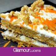 RECETA A 4 MANOS: Tarta de Zanahoria Saludable