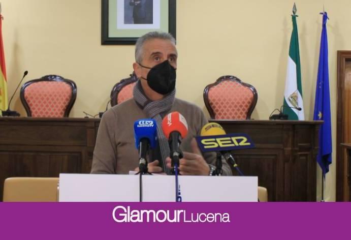 Valoración de Juan Pérez sobre manifestaciones de la Plataforma 'Lucena por sus necesidades sanitarias'