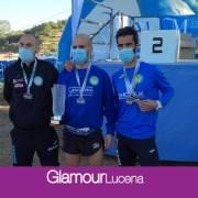 Fin de semana de éxitos grupales e individuales del club Atletismo Surco Lucena