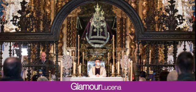 Las medidas sanitarias del Covid marcan la celebración de la Misa El Santero