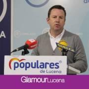 Francis Aguilar responde a la Plataforma «Lucena por sus necesidades» en cuanto a la concertación de plazas en el Hospital Privado