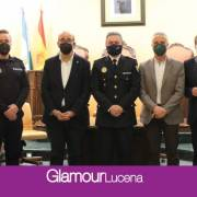 José Pino toma posesión como inspector jefe de la Policía Local de Lucena