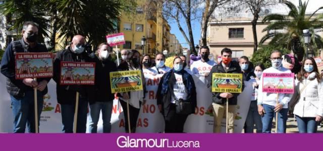 Los Feriantes piden a los ayuntamientos andaluces que tomen ejemplo de Lucena y les permitan montar atracciones con todos sus protocolos COVID