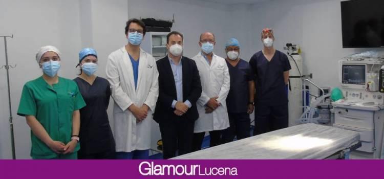 La Clínica Parejo y Cañero inicia su etapa de realización de cirugías mayor y menor ambulatorias