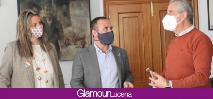 Lucena formaliza su adhesión a la Red de Municipios Orgullosos