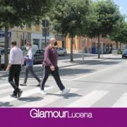 Finalizan las obras del cruce semafórico de la ronda San Francisco y el nuevo jardín del Puente Córdoba