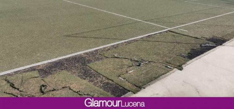 Sale a licitación la renovación del césped al Campo de Fútbol 1 de la Ciudad Deportiva