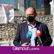 El Ayuntamiento de Lucena recepciona las obras de accesibilidad en la calle Corazón de Jesús