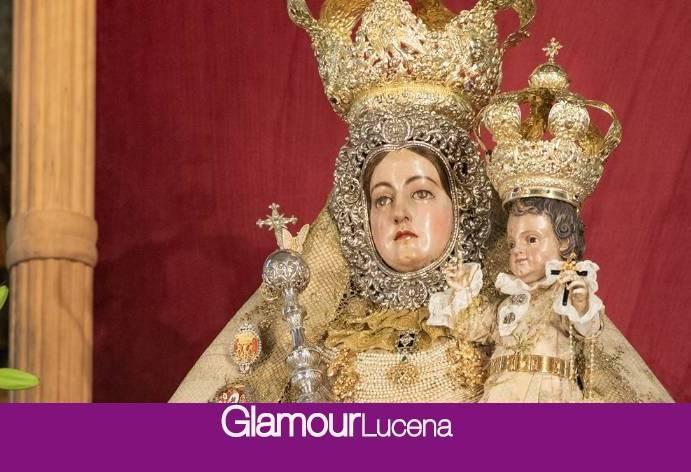 La Virgen de Araceli ya está en el Real Santuario de Aras