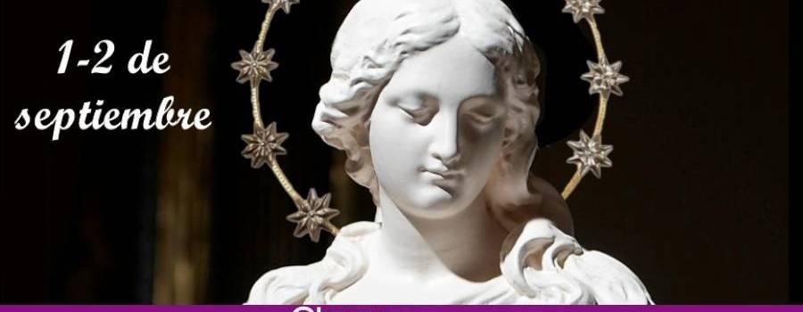 """""""MADRE VEN"""" llega al Santuario de Aras rememorando la visita de la Virgen al Apóstol Santiago"""