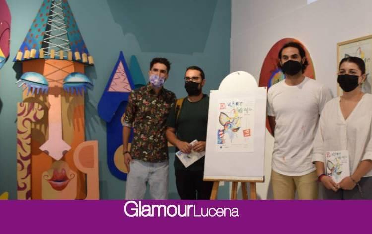 «El Viajero Descalzo» de Rafa Ruíz, la nueva exposición creativa de la sala azul