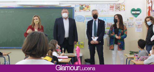 El Ayuntamiento de Lucena concede 454 becas escolares para el curso 2021-22