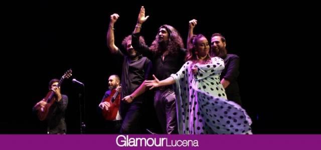 Sensacional espectáculo flamenco que ofrecieron Maria la Terremoto e Israel Fernández