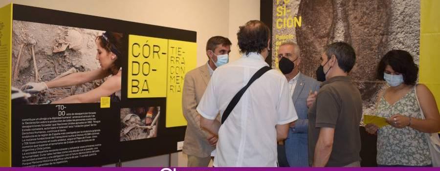 El Palacio de Santa Ana acoge la exposición «Córdoba, tierra con memoria»